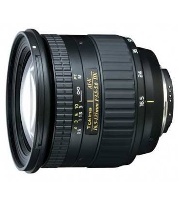 TOKINA 16.5-135mm f/3.5-5.6 AT-X DX PARA NIKON