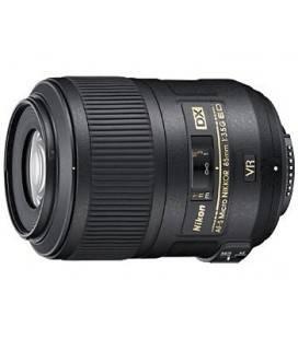 NIKON 85mm f/3.5G ED VR AF-S DX DX MICRO NIKKOR