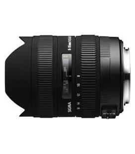 SIGMA 8-16mm F/4.5-5.6 DC HSM POUR CANON