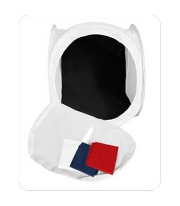 ULTRALYT CUBO SOFTBOX 50X50 PLEGABLE