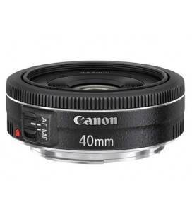 CANON EF 40mm f/2,8 STM + 1 ANNO GRATUITO SERPLUS CANON VIP MAINTENANCE SERPLUS CANON