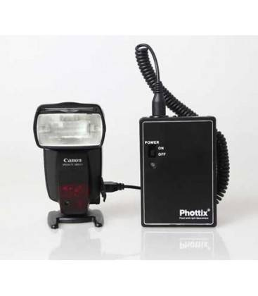 PHOTTIX CABLE ALIMENTACIÓN PPL-200 POWER PACK PARA CANON