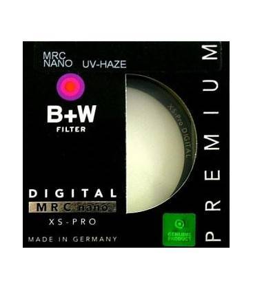 B+W UV MRC NANO NANO XS-PRO FILTRE 58MM (1066120)