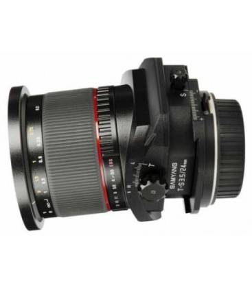 SAMYANG 24mm F3.5 TILT SHIFT ED AS UMC FOR CANON