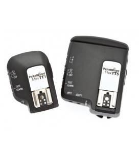 POCKET WIZARD FELX TT5 + MINI TT1 PARA NIKON