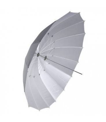 "PHOTTIX PARA-PRO PARAGUAS SHOOT THROUGH 40"" (101cm)"