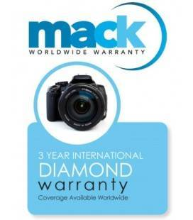3-YEAR WARRANTY /ACCIDENT INSURANCE FOR PURCHASES UP TO 180 EUROS - MACK DIAMOND 1802