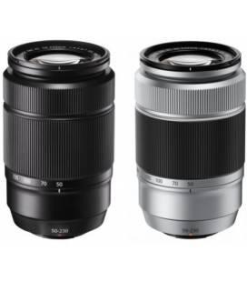 FUJIFILM OBJECTIVE FUJINON XC50-230mm F4.5-6.7 OIS (BLACK AND SILVER)