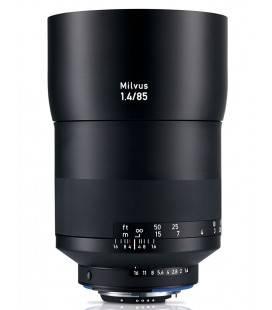ZEISS MILVUS 85MM F/1.4 ZF.2 NIKON + 100€ CASHBACK DE ZEISS