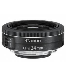 Canon EF-S 24mm f/2.8 STM + FREE 1 YEAR VIP MAINTENANCE SERPLUS CANON