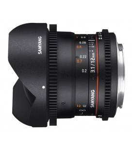 SAMYANG 12MM T3.1 ED AS NCS  VDSLR  SONY E