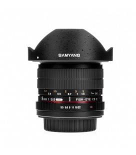 SAMYANG 8mm T3.8 V-DSLR UMC UMC CSII pour SONY E
