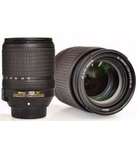 NIKON AF-S DX 18-140mm 1:3,5-5,6G ED VR (OBJECTIVE OF A KIT - WITHOUT BOX)