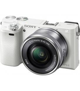 Sony A6000 with 16-50MM (Silver)