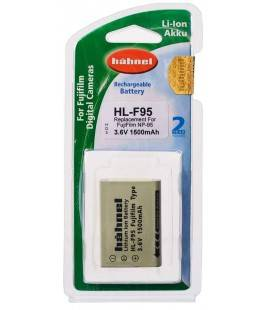 HAHNEL BATERIA HL-F95 (REMPLACE FUJIFILM NP-95 )