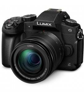 PANASONIC LUMIX DMC-G80M CON 12-60MM f/3.5-5.6 ASPH. POWER O.I.S.