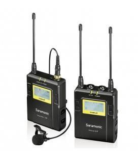 MICROPHONE SARAMONIQUE UwMic9 (TX9+RX9)
