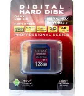 HDD TARJETA SD 128GB (Class10)