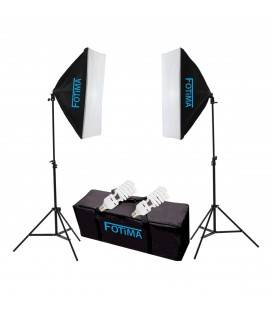 FOTIMA STUDIO FLASH KIT FTF-85