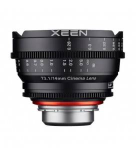 SAMYANG OBETIVO XEEN  14mm T3.1 FF CINE PL