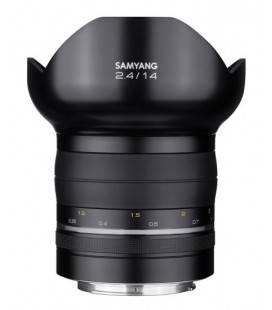 SAMYANG XP 14MM F/2.4 POUR CANON EF
