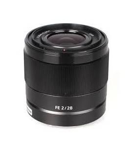 SONY  SEL-28F20 ZIEL FE 28 mm F2