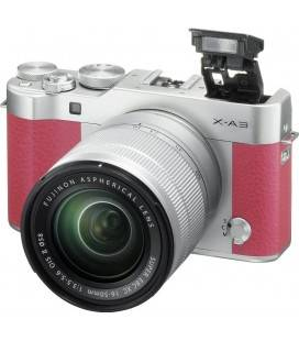 FUJIFILM X-A3 + XC 16-50mm ROSE (ROSE)