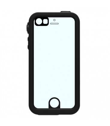sports shoes e134c 8970f Catalyst Funda Submergible Para Iphone 5/5S/Se (Negro)