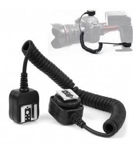 PIXEL FC-311/S E-TTL CABLE EXTENSIBLE PARA FLASH CANON