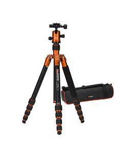 MEFOTO TRIPODE KIT ROADTRIP CLASSIC KIT NARANJA (ORANGE)