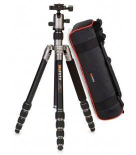 MEFOTO TRIPODE KIT ROADTRIP CLASSIC KIT TITANIO (TITANIUM)