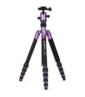 MEFOTO TRIPODE KIT ROADTRIP CLASSIC KIT PURPURA (PURPLE)
