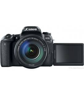 CANON EOS 77D KIT MEDIO + REGALO KIT V-BLOGGING