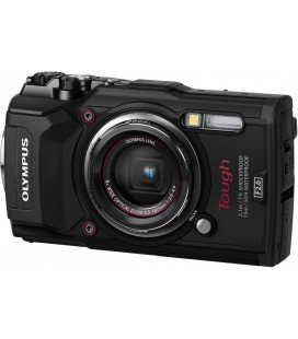 OLYMPUS COMPACT TOUGH TG-5 (15Mts.) BLACK 4K
