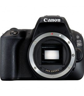 CANON EOS 200D BODY (IN KIT BOX) + FREE 1 YEAR MAINTENANCE VIP SERPLUS CANON