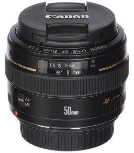CANON EF 50mm f1.4 USM + GRATIS 1 AÑO MANTENIMIENTO VIP SERPLUS CANON