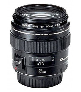 CANON EF 85MM F1.8 USM + GRATIS 1 AN MAINTENANCE VIP SERPLUS CANON