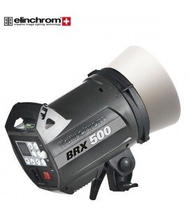 ELINCHROM COMPACT STUDIO FLASH COMPACT BRX 500