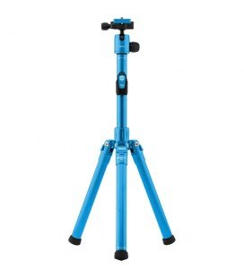 MEFOTO TRIPODE KIT BACKPACKER AIR KIT  AZUL
