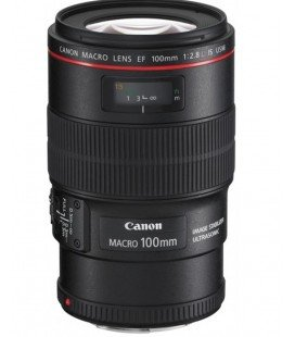 CANON EF 100mm f/2.8L MACRO IS USM  + FREE 1 YEAR VIP MAINTENANCE SERPLUS CANON