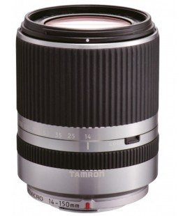 TAMRON OBJECTIF AF 14-150 mm F:3.5-5.8 Di III MICRO FOUR THIRDS (52mm) (PANASONIC AND OLYMPUS) SILVER ARGENT