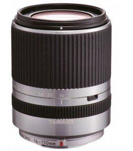 TAMRON ZIEL AF 14-150 mm F:3.5-5.8 Di III MICRO VIER DRITTE (52mm) (PANASONIC UND OLYMPUS) SILBER