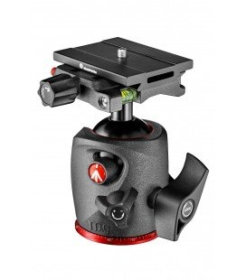 MANFROTTO MHXPRO-BHQ6 MAGNESIUM BALL HEAD + TOP LOCK SHOE