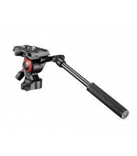 MANFROTTO MVH400AH MANFROTTO MVH400AH CABERZAL VIDEO 1/4""