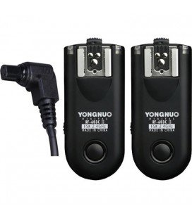 YONGNUO YN-RF603II C3 DISPARADOR FLASH CANON