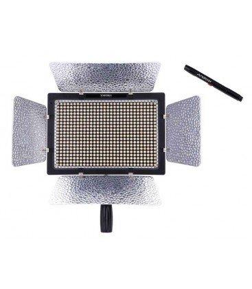YONGNUO YN600L 5500K  LUZ LED