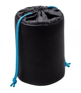 TENBA SOFT LENS HOLDER  5X3.5 IN. (13X9 CM) - BLACK