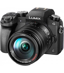 PANASONIC LUMIX DMC-G80H AVEC 14-140MM f/3.5-5.6 ASPH. POWER O.I.S. + 100 EUROS DIRECT CASHBACK