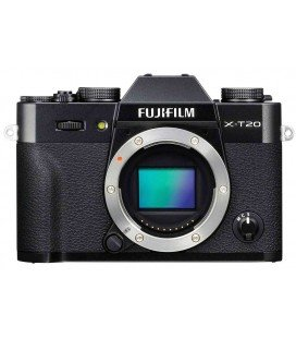 FUJIFILM XT-20 BLACK BODY