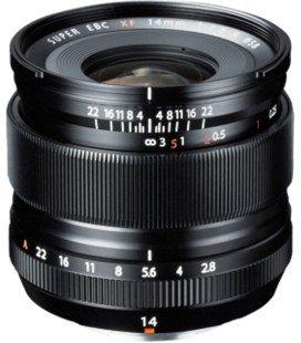 FUJIFILM FUJINON XF 14mmF2.8 R + €100 DESCUENTO DIRECTO